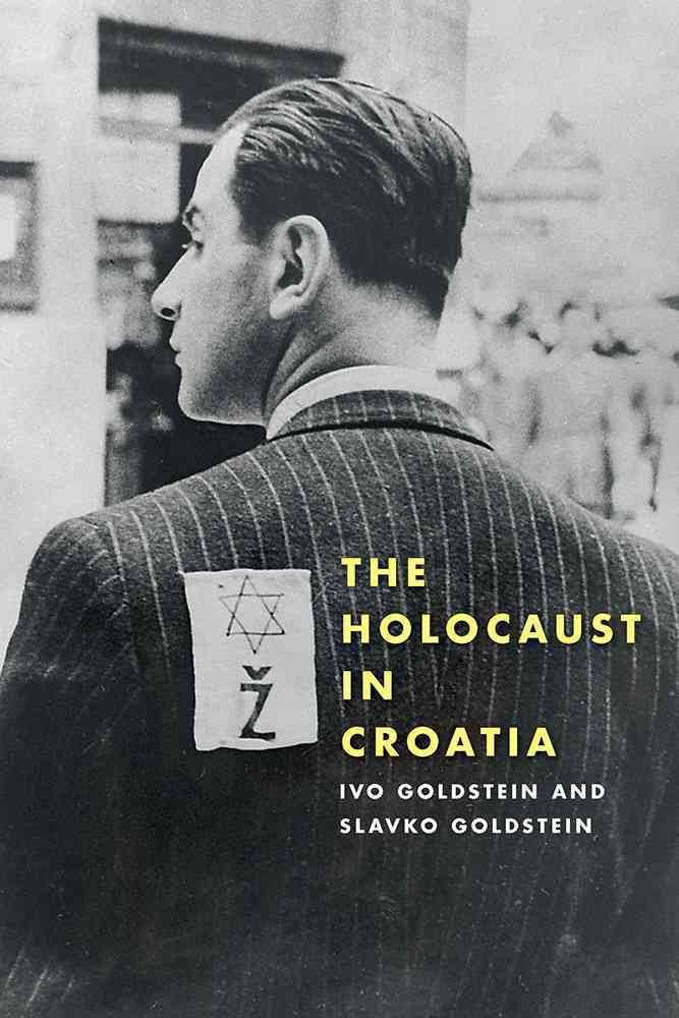 Bookcover The Holocaust in Croatia